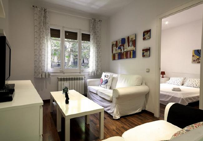 Apartamento en Barcelona - COMTAL 21 apartment - Sant Antoni