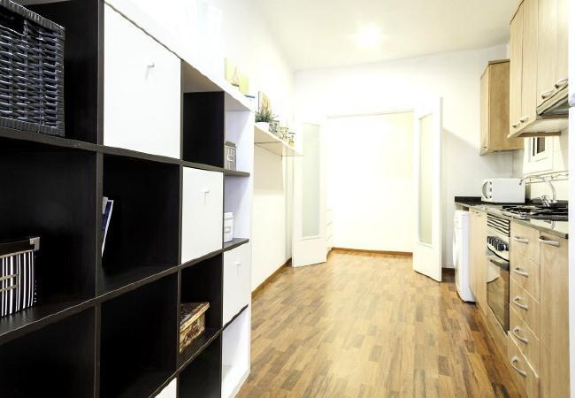 Apartamento en Barcelona - COMTAL 22 apartment
