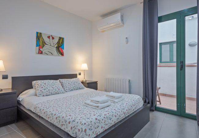 Ferienwohnung in Barcelona - COMTAL 41 apartment - Sant Antoni