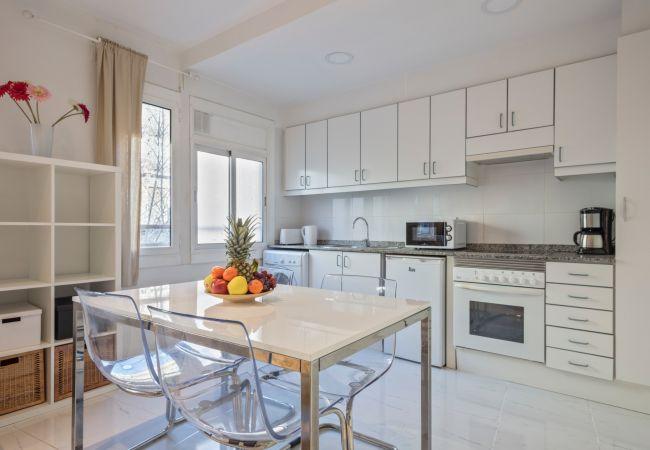 Ferienwohnung in Barcelona - COMTAL 31 apartment - Sant Antoni